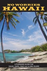 No Worries Hawaii guidebook