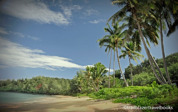 pilaa beach Kauai