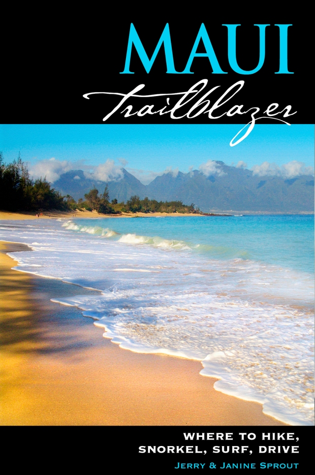Maui Trailblazer guidebook