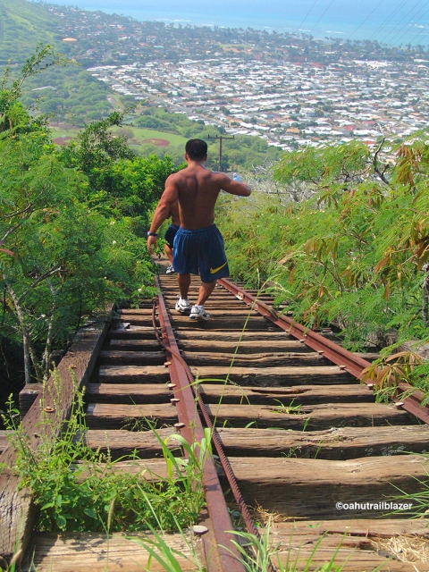 Oahu hiking outdoors adventure travel