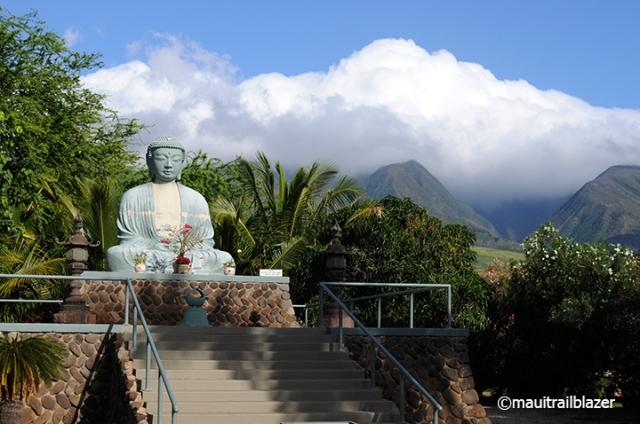 Lahaina Buddah Monastery