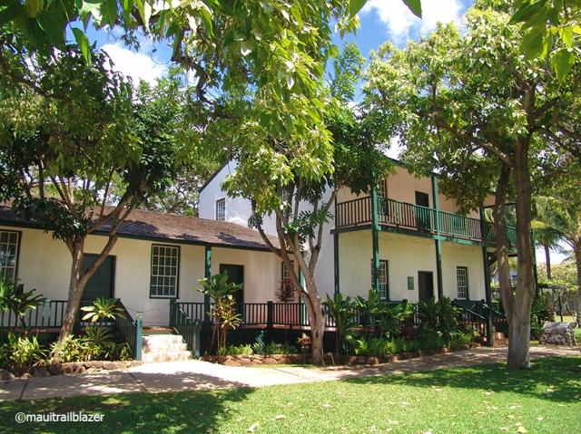 Lahaina history Maui