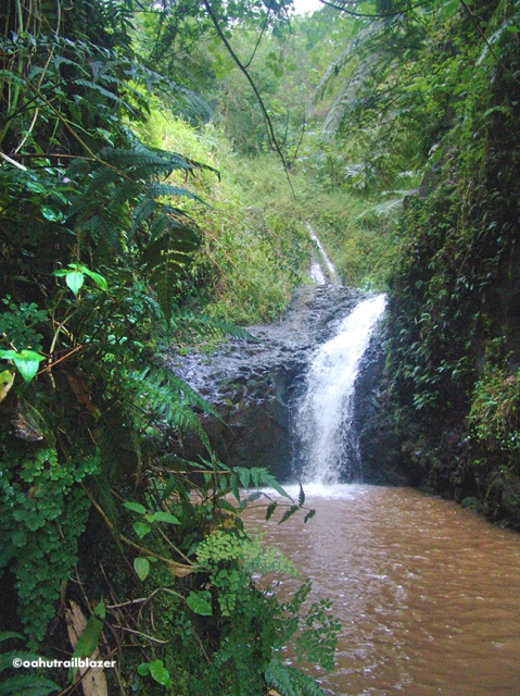 Maunawili Falls Oahu Trailblazer directions