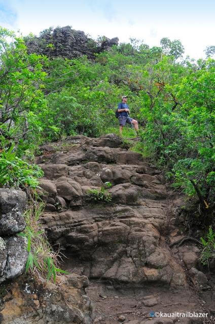 sleeping giant hike kauai