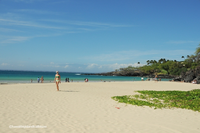 Hapuna Beach Hawaii Trailblazer