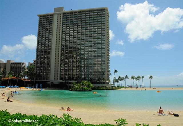 Waikiki Hilton Hawaii Hotel