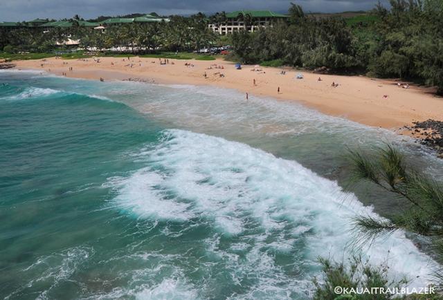 shipwreck beach Poipu kauai