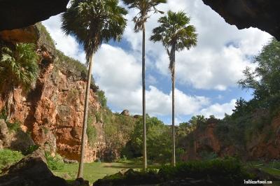 Makauwahi Cave Reserve Kauai